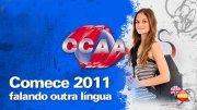 55% OFF em até 6 meses do curso de inglês ou espanhol no CCAA (de R$198 por R$89,10)