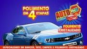 Retire os arranhões do seu carro! Polimento cristalizado com 65,5% OFF de R$130 por R$44,90