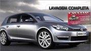 68% OFF na lavagem geral de carro pequeno (motor + aspiração + pintura + baixo + polimento 3M) por R$16,00