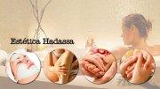 Limpeza de Pele Profunda + Banho de Lua com Argila rosa + Spa dos Pés + Spa das Mãos (de R$195,00 por R$39,90)