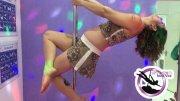 Fique em forma e se divirta com aulas descontraídas: 50% OFF Pole Dance Fitness com Iara Vaz (de R$150,00 por R$74,90)
