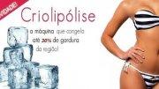 Seu corpo em primeiro lugar: 2 Sessões de Criolipólise + 15 Procedimentos pós Crio por R$399,00